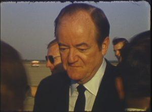 October 22: Humphrey Campaign Rallies