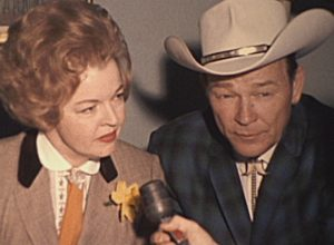 KHOU-TV, February 29: Dale Evans and Roy Rogers on Hippies