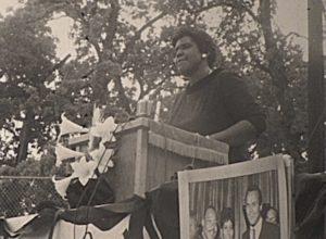 KHOU-TV, April 14: Houston MLK Memorial