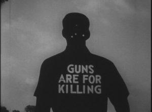 KPRC-TV, 1966: <i>Guns Are for Killing</i>