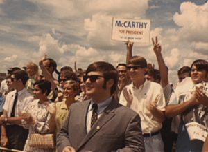 KPRC-TV, August 9: Senator McCarthy Campaigning in Houston