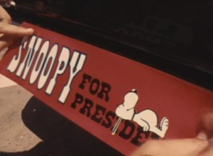 KPRC-TV, August 21: Snoopy for President