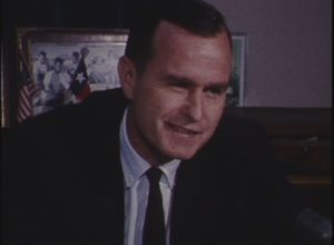 KHOU-TV, May 11: Congressman Bush on Gun Control Act