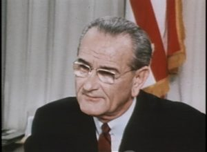 March 31: LBJ Announces Partial Bombing Halt