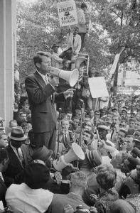 June 5: Senator Robert F. Kennedy Assassinated
