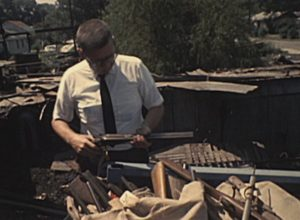 KHOU-TV, September 12: Destroying Surrendered Guns