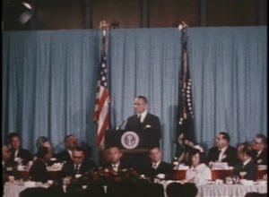<i>The President, August 1968</i>