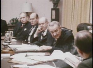 <i>The President, January 1968</i>