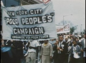 May 12: Poor People's Campaign Begins in Washington, DC