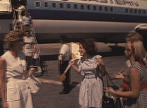 KHOU-TV, August 27: Student Group Returns from Czechoslovakia